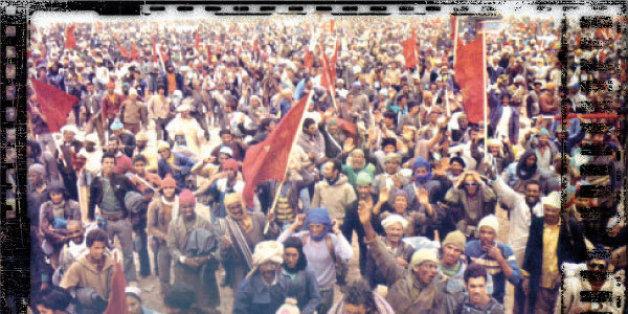 La Marche verte, le 6 novembre 1975