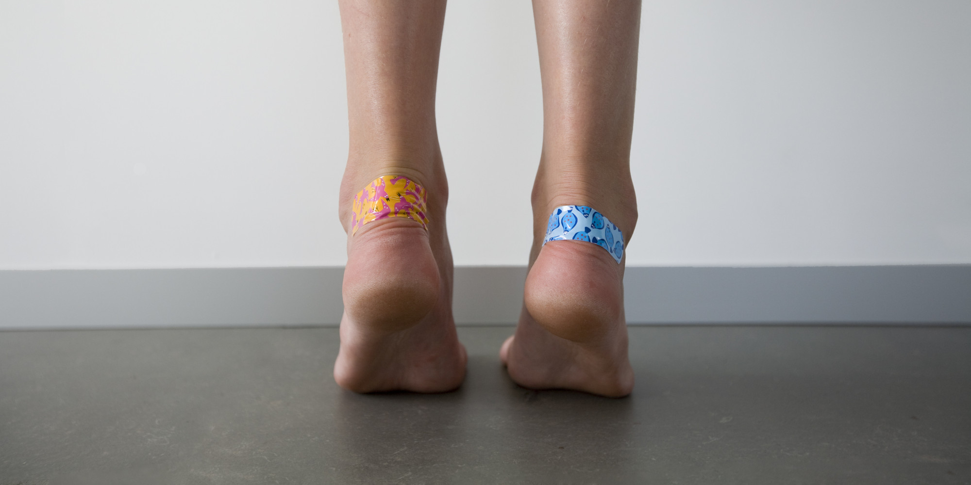 Stop Running Shoes Rubbing Back Ankle