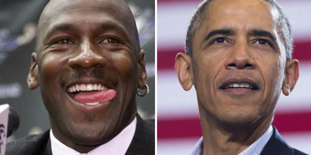 Obama Brushes Off Michael Jordan's 'Sh*tty Golfer' Diss