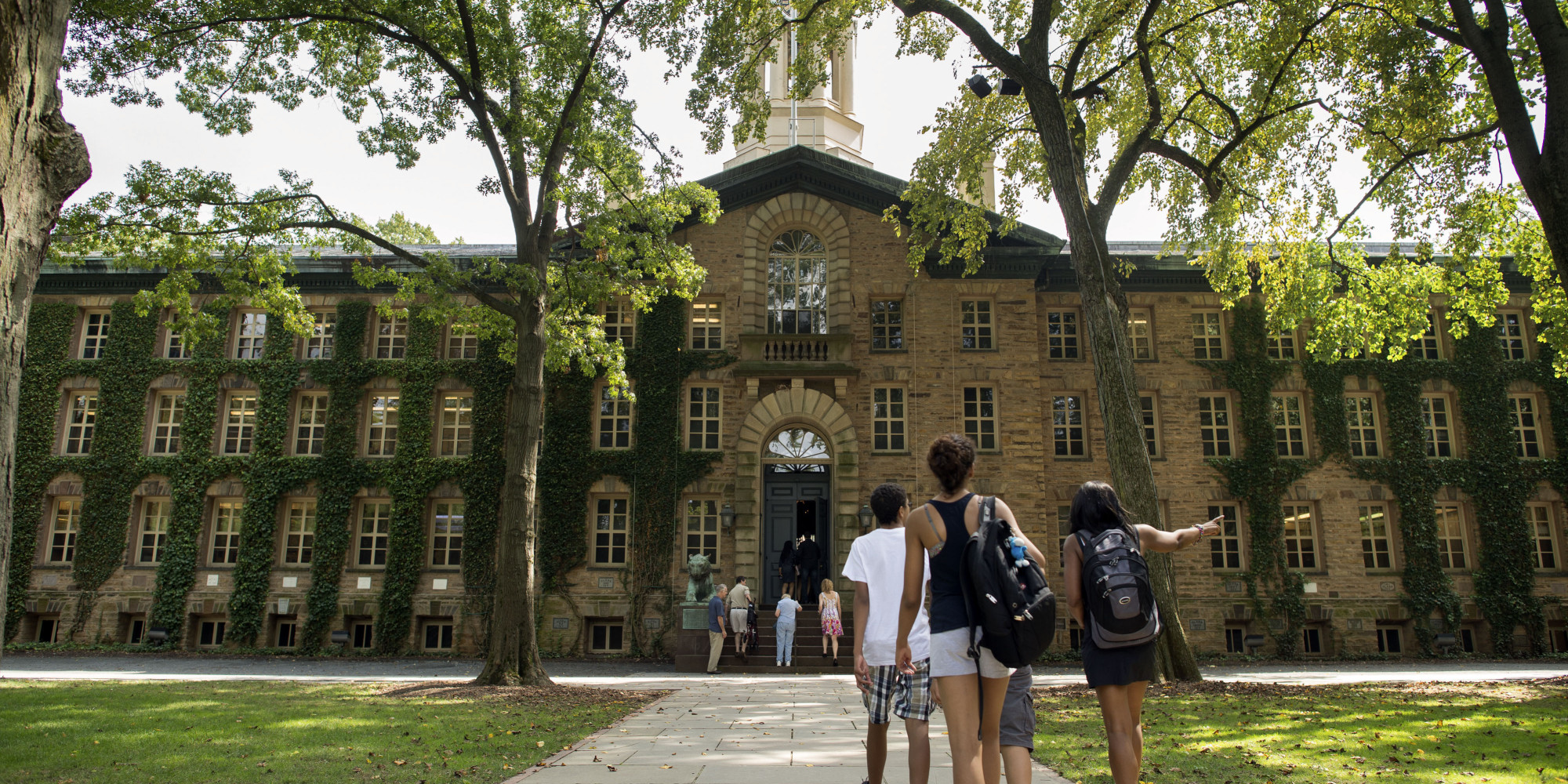 probe finds princeton university violated title ix in its handling  probe finds princeton university violated title ix in its handling of sexual assault cases huffpost