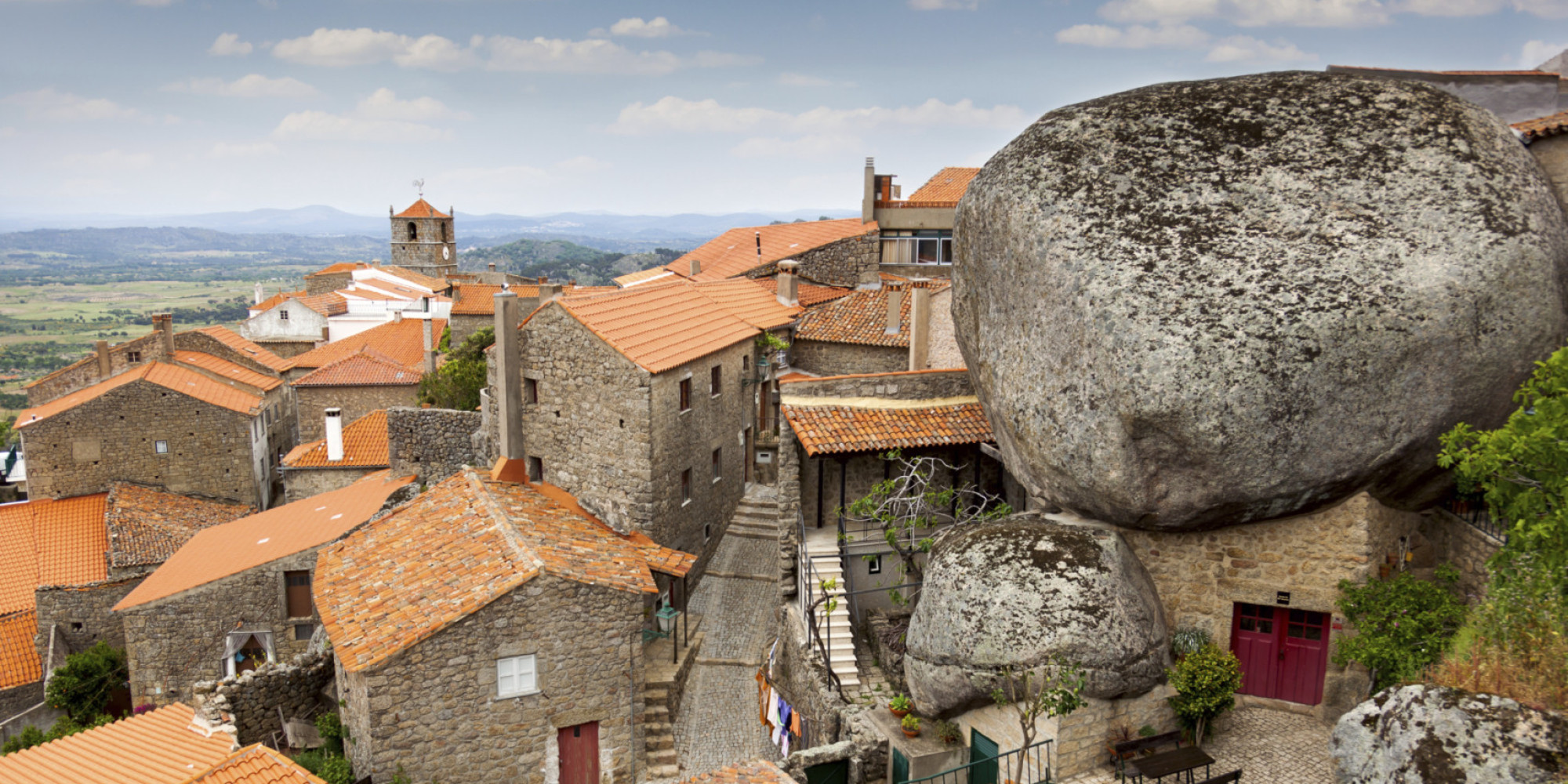 the most portuguese town in portugal is a european must