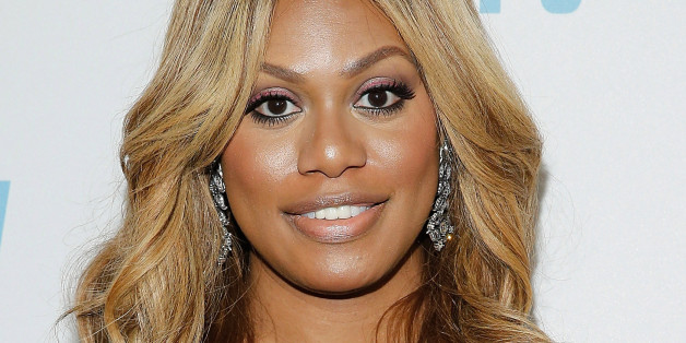 Laverne Cox Named A Woman Of The Year By Glamour Magazine