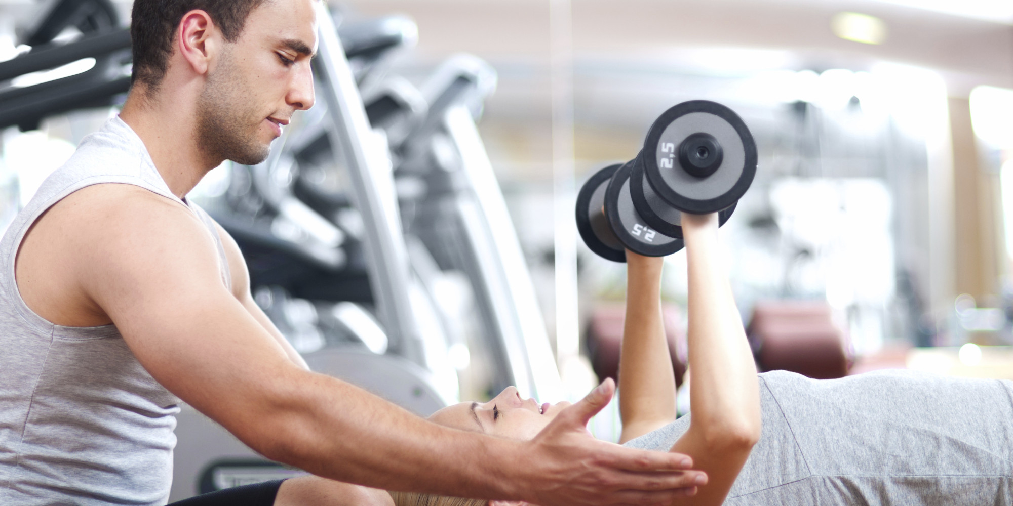 Personal Fitness Trainer - Why You Should Hire One
