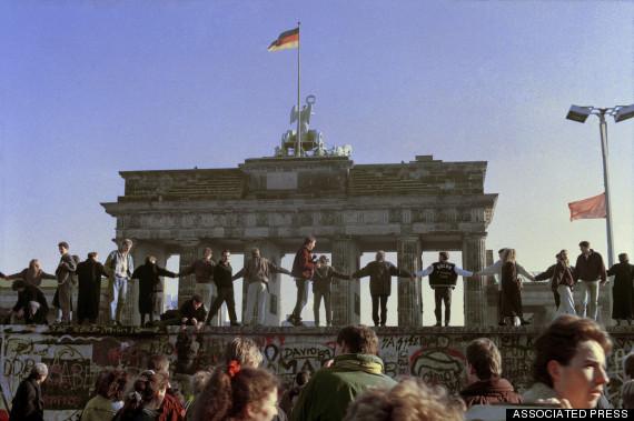 brandenburg gate 1989