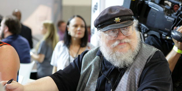 George R. R. Martin Shoots Down One Ridiculous 'Game Of Thrones' Fan Theory