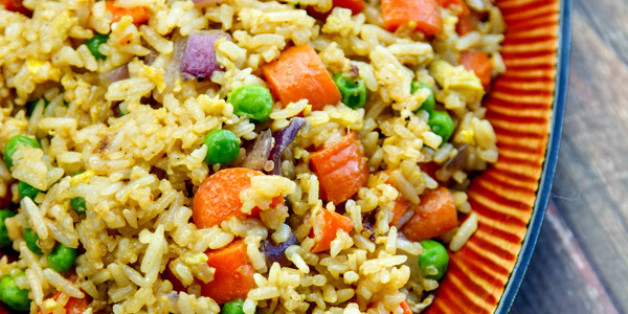How to make a vegetarian fried rice from last nights leftovers how to make a vegetarian fried rice from last nights leftovers huffpost ccuart Image collections