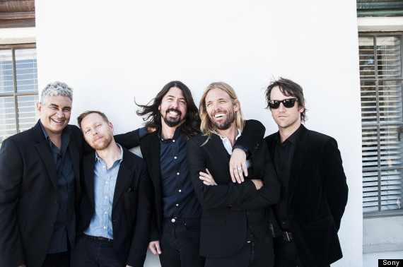 Foo Fighters' New Album - Listen To 'Sonic Highways' Here On Our Live Stream