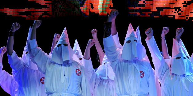 Le Ku Klux Klan bientôt ouvert aux noirs et aux homosexuels?