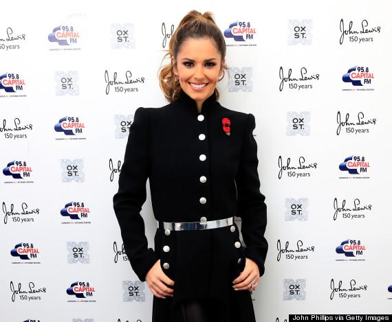 Cheryl Fernandez-Versini Makes Chart History With Number One Single 'I Don't Care'
