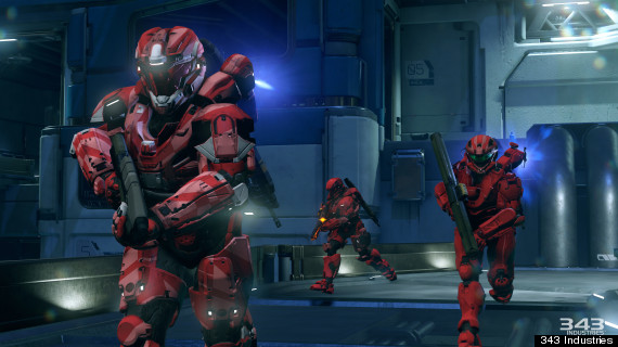 halo 5 guardians charge