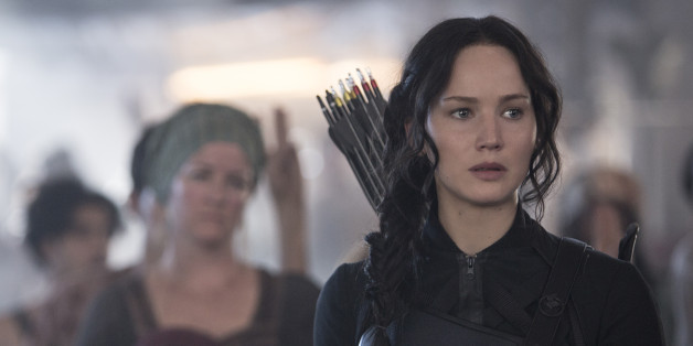 The First Reviews Of 'The Hunger Games: Mockingjay - Part 1' Have Arrived