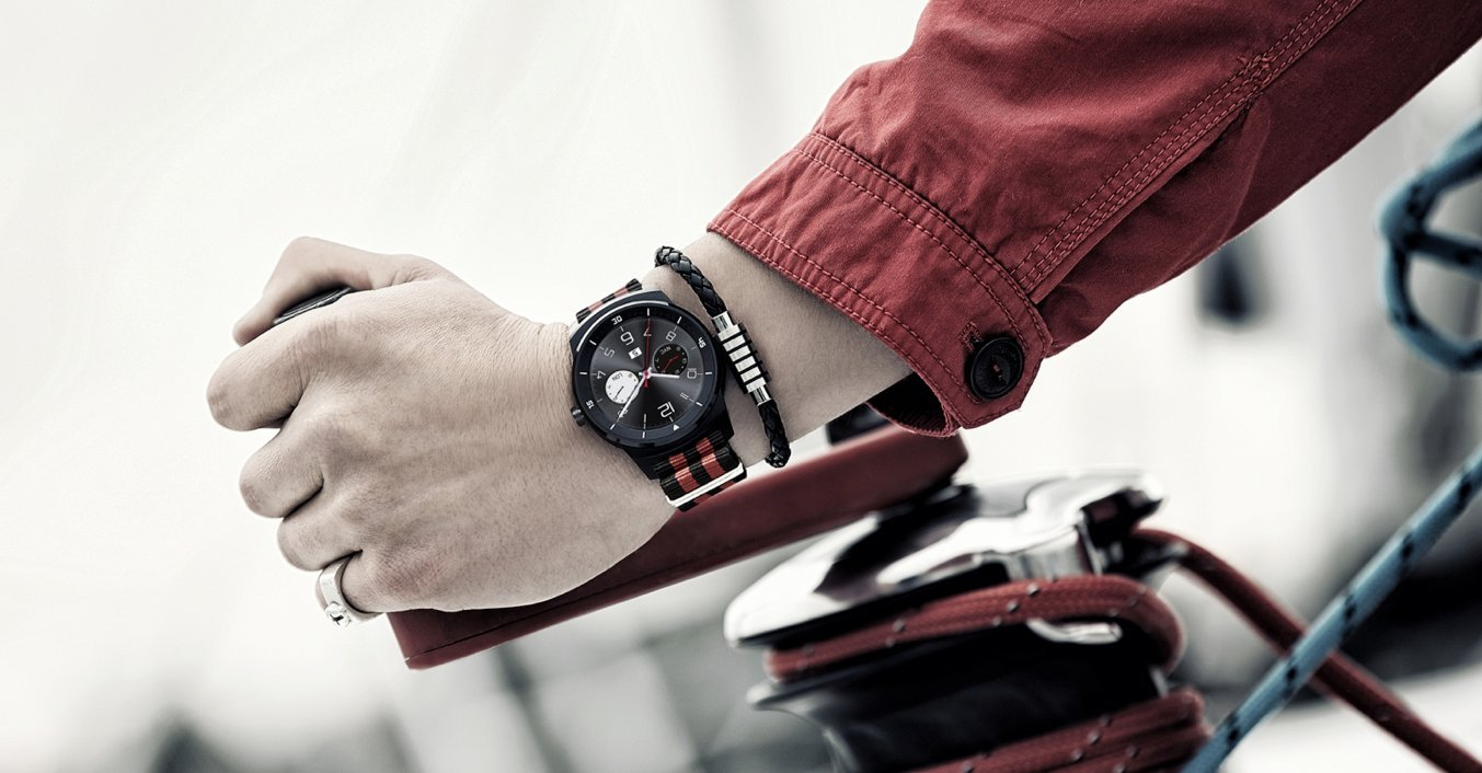 LG G Watch R Review: Revolution As In Round... But Not