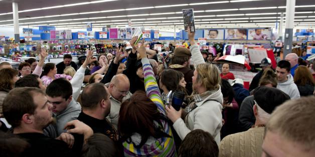 Walmart To Kick Off Black Friday Sales At 6 P.M. On Thanksgiving