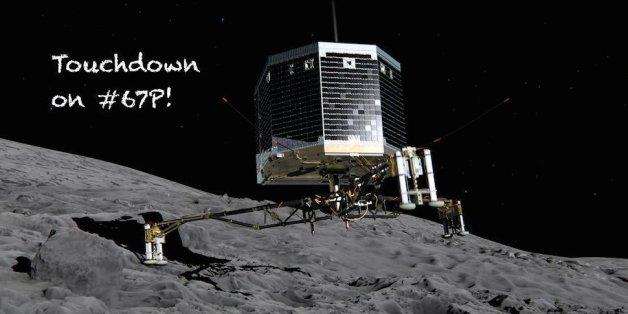 Philaé atterrisseur : doutes sur la santé du petit robot de Rosetta