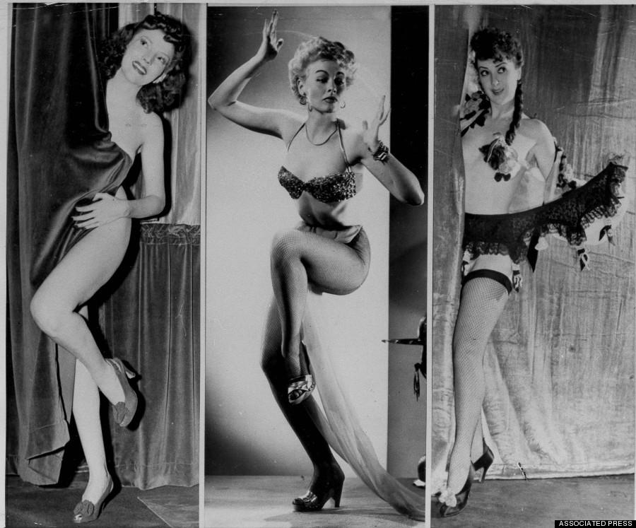 burlesque 1953
