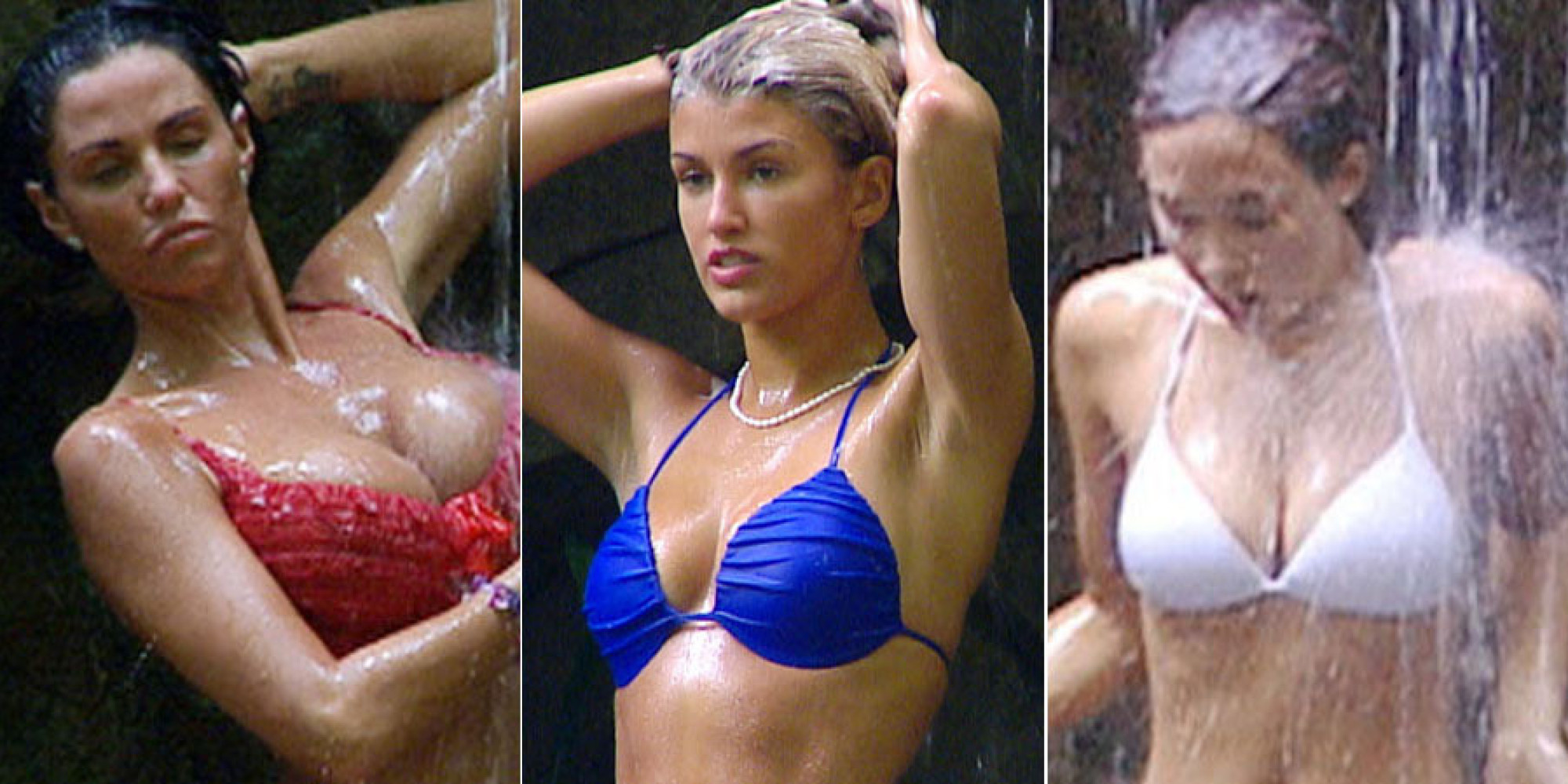 I'm A Celebrity': Amy Willerton Has Her 'Myleene Moment ...