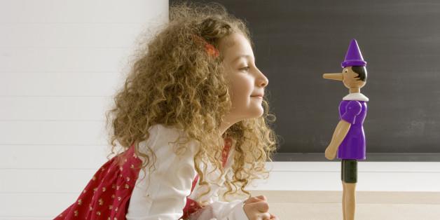How Parents' Lies Breed Dishonest Children