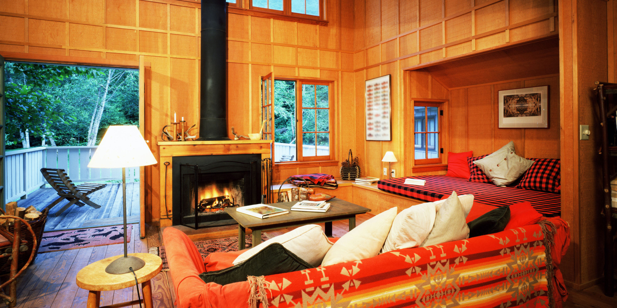 7 cozy fireplaces to warm you up this winter huffpost