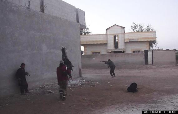 islamic state militans