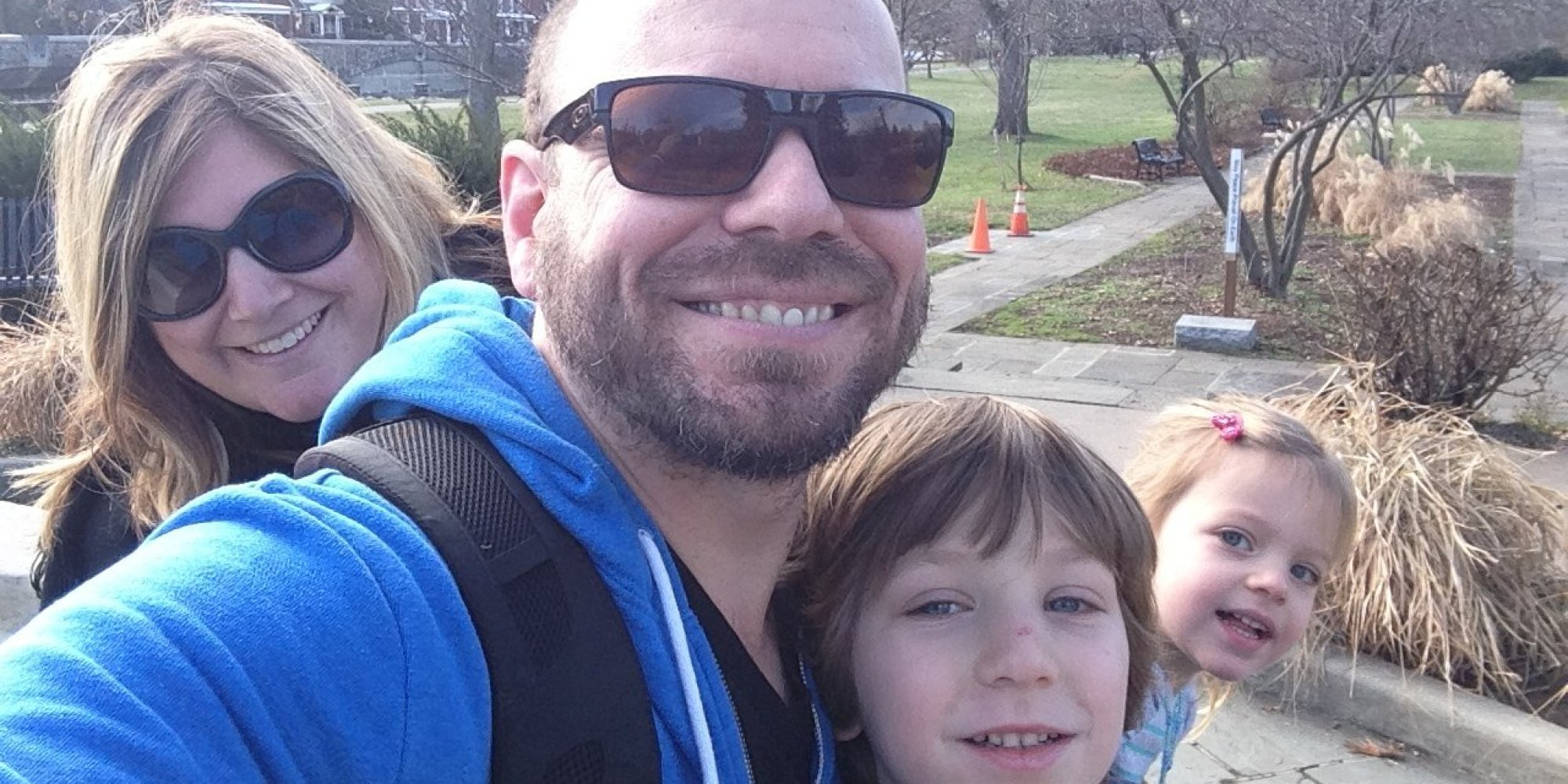 Stage 4 Lung Cancer >> I Am A Dad With Stage 4 Lung Cancer And Here S What I Know