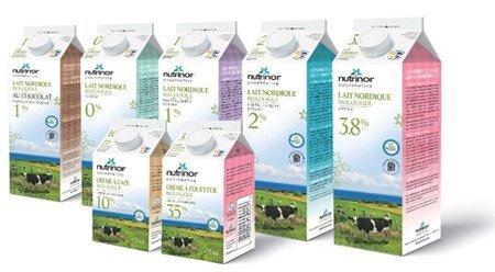 lait nordique bio