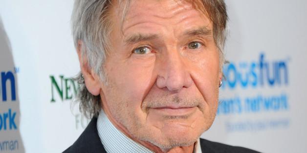 Harrison Ford gibt seine letzte Lederjacke für den guten Zweck