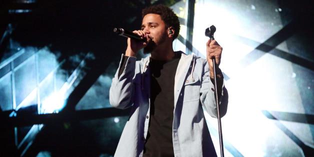 J. Cole Announces New Album '2014 Forest Hills Drive'