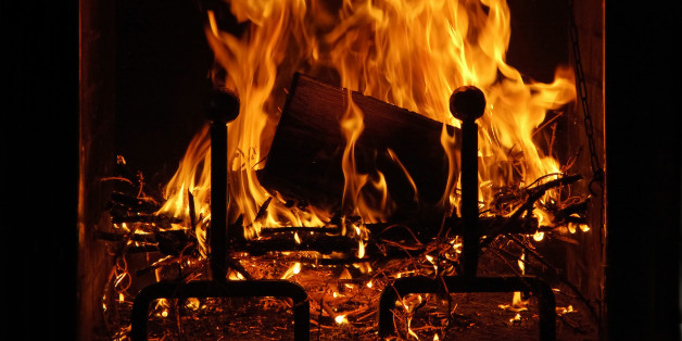 The Evolutionary Reason Why We Love Sitting By A Crackling Fire