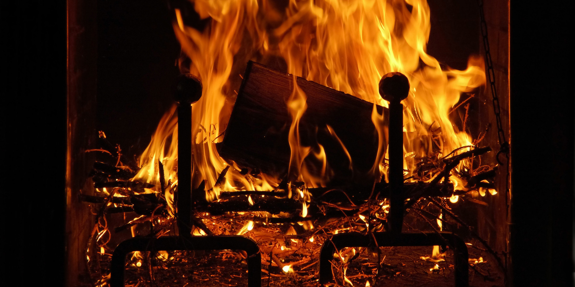 the interesting fireplace animation. The Evolutionary Reason Why We Love Sitting By A Crackling Fire | HuffPost Interesting Fireplace Animation .