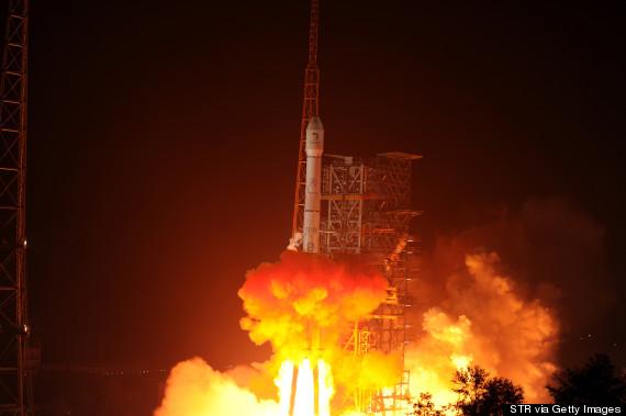 china launch rocket