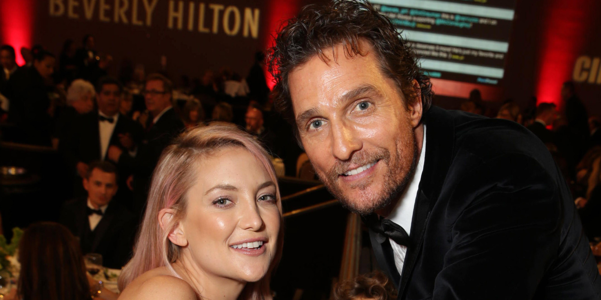 Image result for matthew mcconaughey and kate hudson