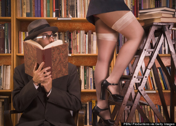 sexy library