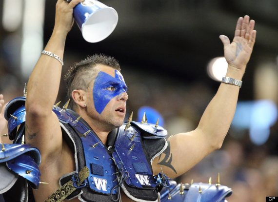 winnipeg blue bombers fan