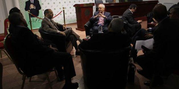 Au siège du MSP, la CNLTD a demandé des présidentielles anticipées