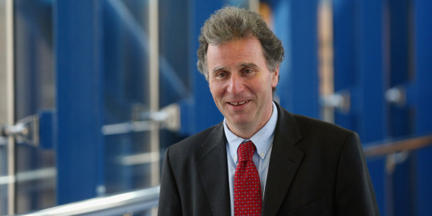 BIRMINGHAM, ENGLAND - OCTOBER 09:  Oliver Letwin, Minister of State at the Cabinet Office, attends the third day of the Conservative party conference in the International Convention Centre on October 9, 2012 in Birmingham, England. Today's penultimate day of the annual, four-day Conservative party conference features speeches from Cabinet ministers and the Mayor of London.  (Photo by Oli Scarff/Getty Images)