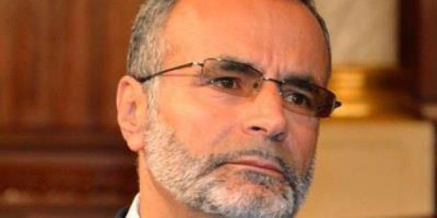Abderraouf Ayadi, candidat du parti Wafa