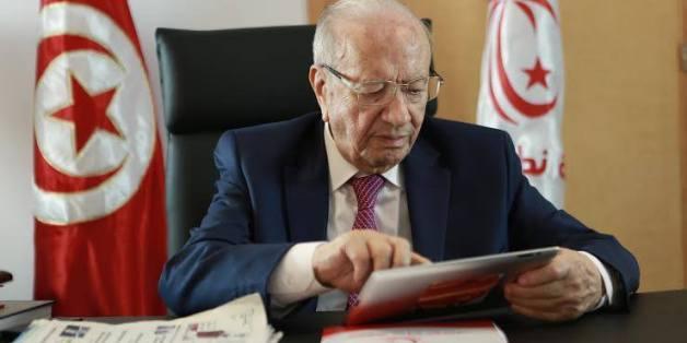 Beji Caïd Essebsi, Moncef Marzouki, Mustapha Kamel Nabli