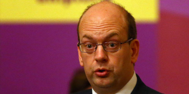 UKIP Candidate Mark Reckless speaks during a UKIP public meeting at the Guildhall in Rochester, Kent, ahead of the forthcoming Rochester and Strood by-election next week.