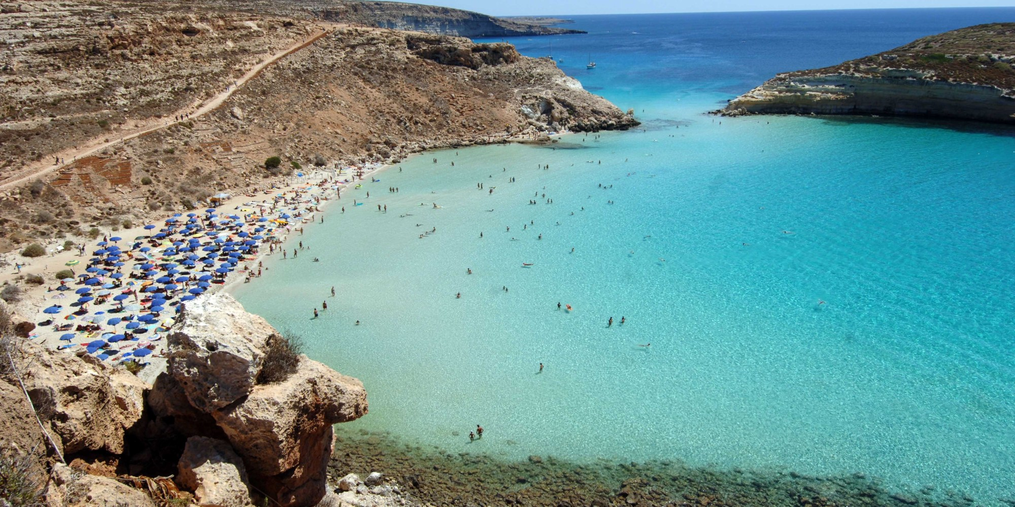 Top Rabbit Beach May Just Be The Best Beach In The World | HuffPost ZV15