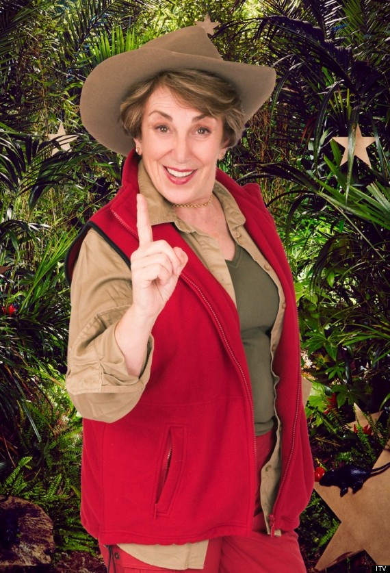 'I'm A Celebrity': Jake Quickenden And Edwina Currie Confirmed To Enter The Jungle (PICS)