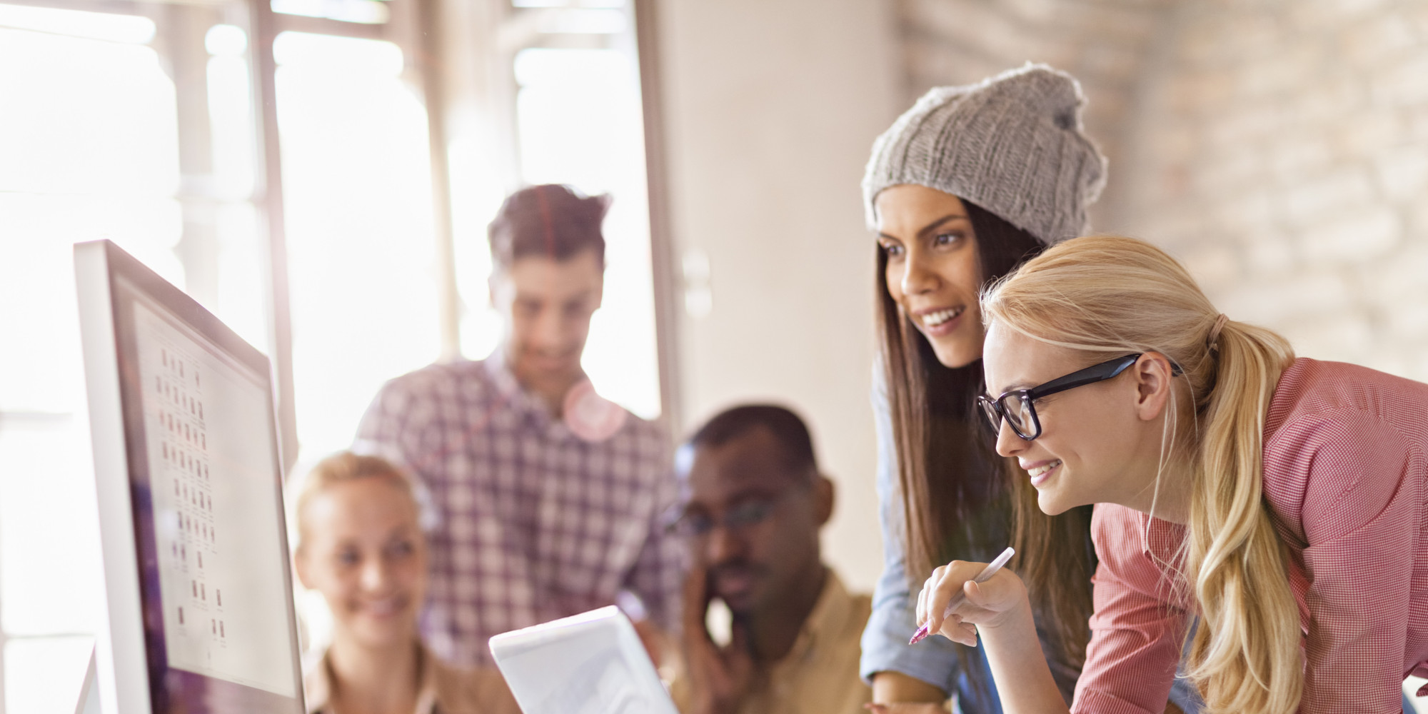 Staying Happy In Your Place Of Work | HuffPost  |Happy Working