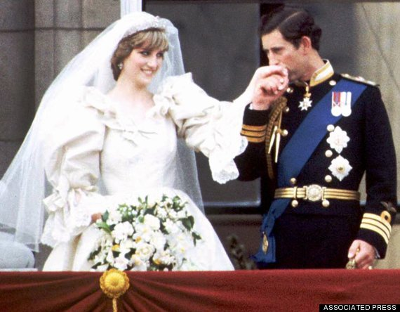 prince charles and diana wedding