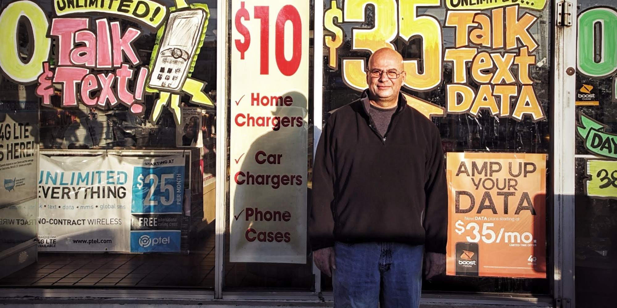 Good Will Overcome\': Why One Ferguson Store Owner Refuses To Board ...