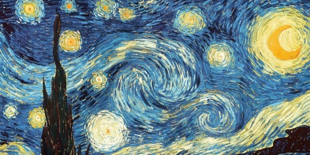 starry nights from the film touched with fire huffpost