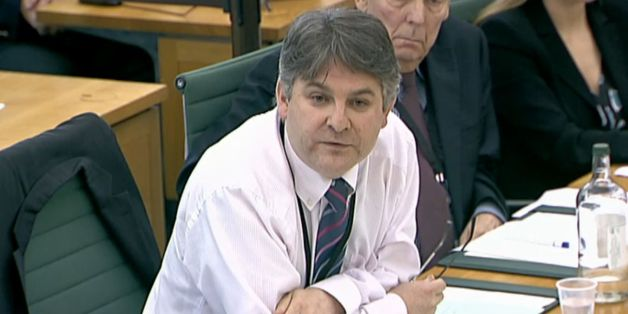 Tory MP Phillip Davies (Rex)