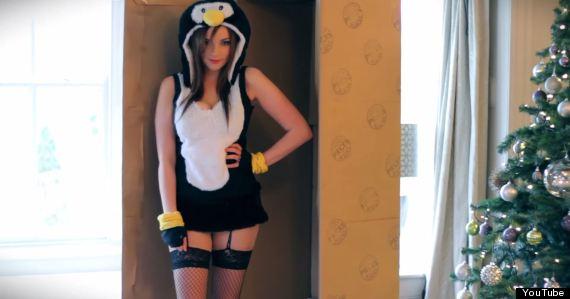 sexy penguin