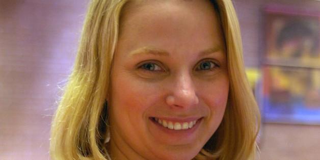 Η Μαρίζα Μάγιερ, διευθύνουσα σύμβουλος της Yahoo