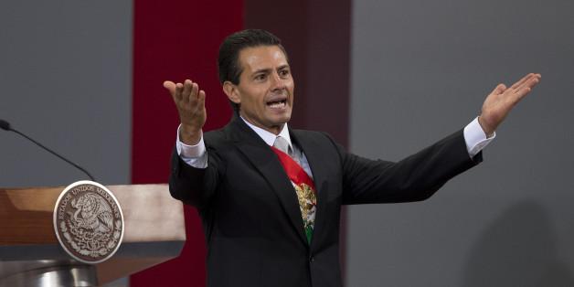 Mexico's President Enrique Pena Nieto Discloses $3 Million In Assets