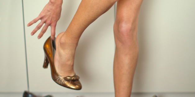 High Heels Have A Strange Effect On Men, And Here's Proof