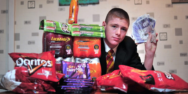 Dragon's Den Stars Support Teen Threatened With Suspension After Making £14k Selling Sweets